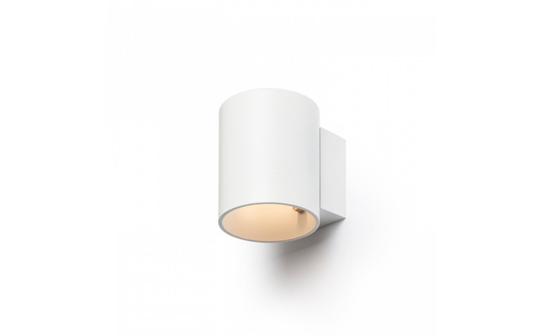 Tuba W Vägglampa Mattvit 230V G9