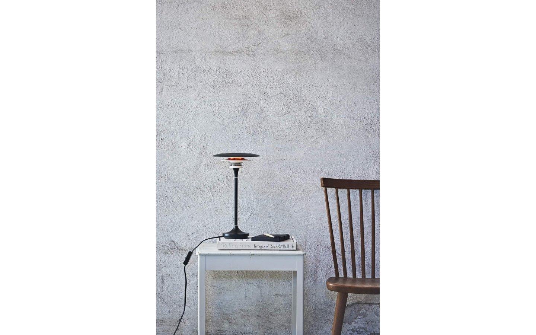 Diablo Bordslampa Svart/Röd 35cm