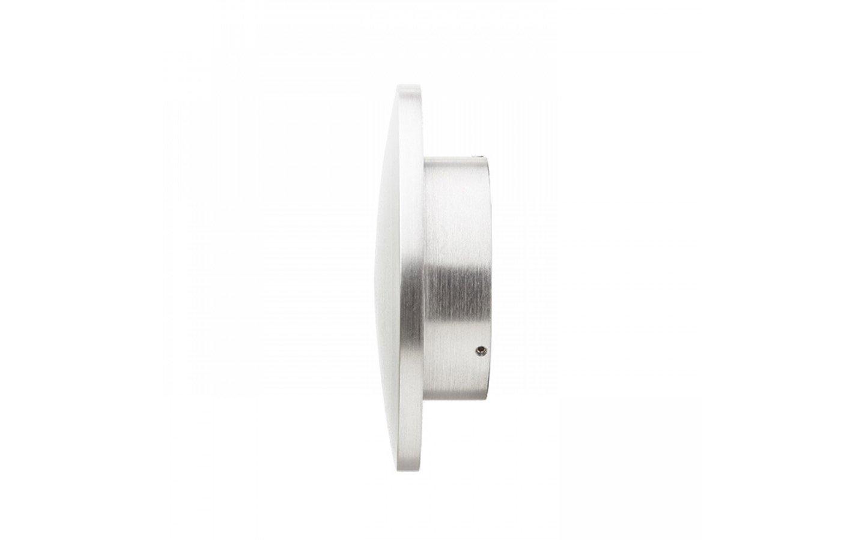 ATLANTA 13 ytmonterad borstat stål 230V LED 6W IP54 3000K