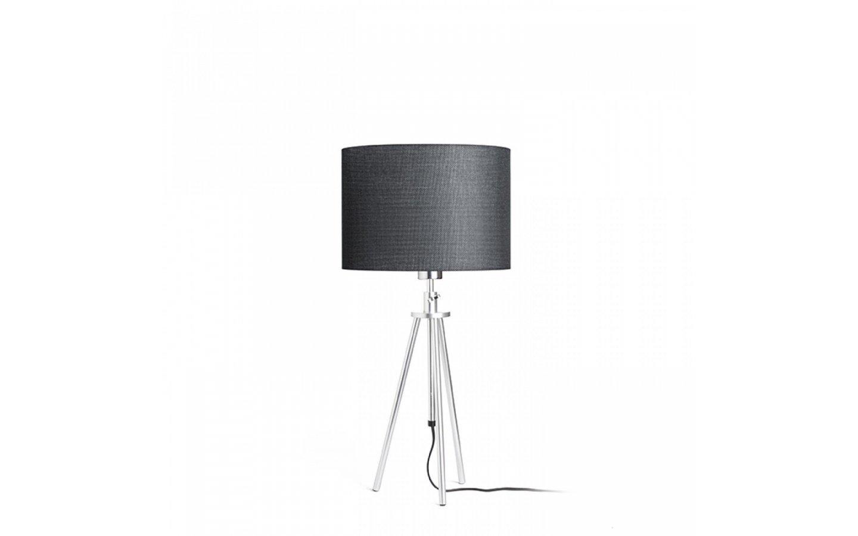GARDETTE bordlampa svart aluminium 230V E27 42W
