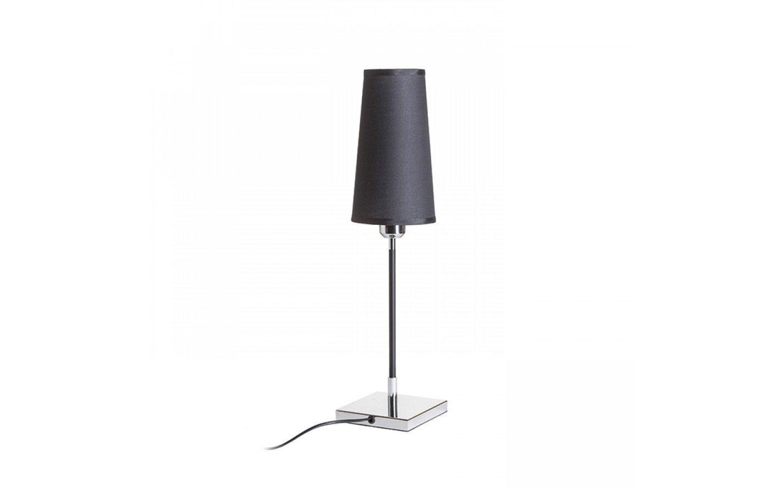 Lulu Bordslampa Svart/Krom E27