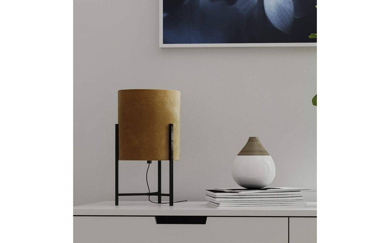 Honey Bordslampa Svart/Guld