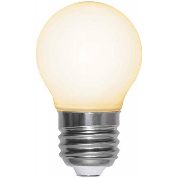 Köp LED Lampa Normal, Frostad E27 2700K 350lm
