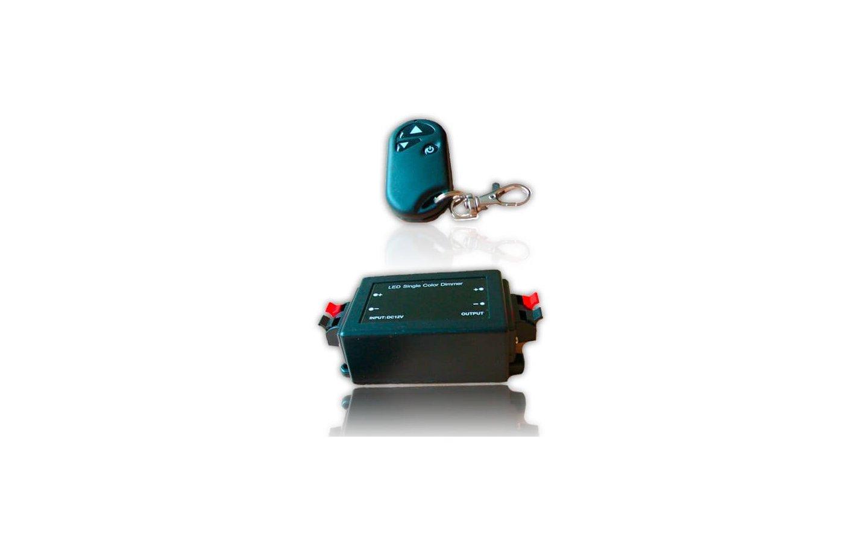 Trådlös RF-dimmer 12V 8A (96W)