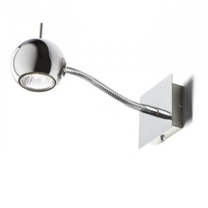 Versa Läslampa med klämma, LED