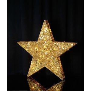 Gyllene Stjärna LED