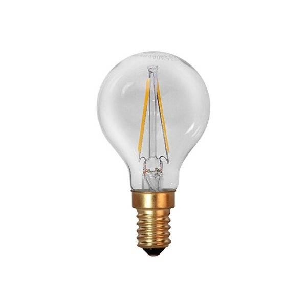 LED-Lampa Klot, E14 2100K 120lm 2W(13W)