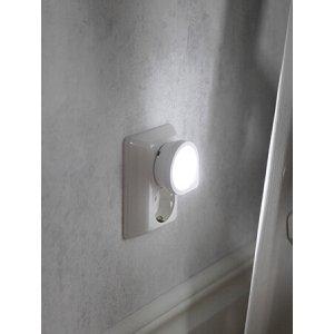 Nattlampa LED med skymningssensor 2900K 2lm 0.4W