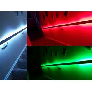 String Color Led strip PRO 230V ,RGB, 10W/m