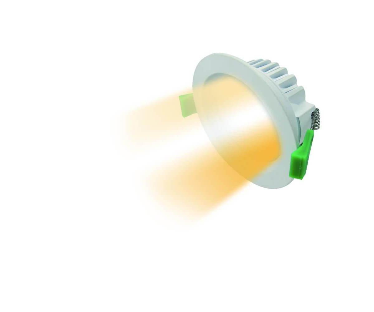 Dolly 2700K-6000K CCT DIM LED Spotlight 960lm 12W(75W) - Ljustema.se