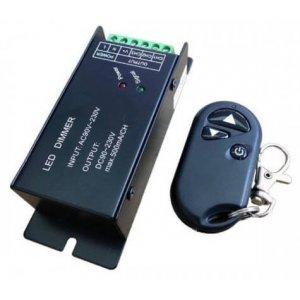 Dimmer med fjärrkontroll för 230V LED STRIP