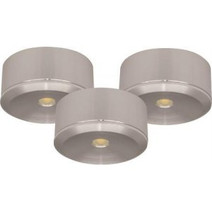 Downlightset MD-120, LED, 230V, Satin, IP21