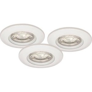 MD-99 LED Downlight 3x320lm, Vit