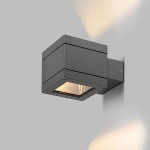 Hay vägg gipslampa
