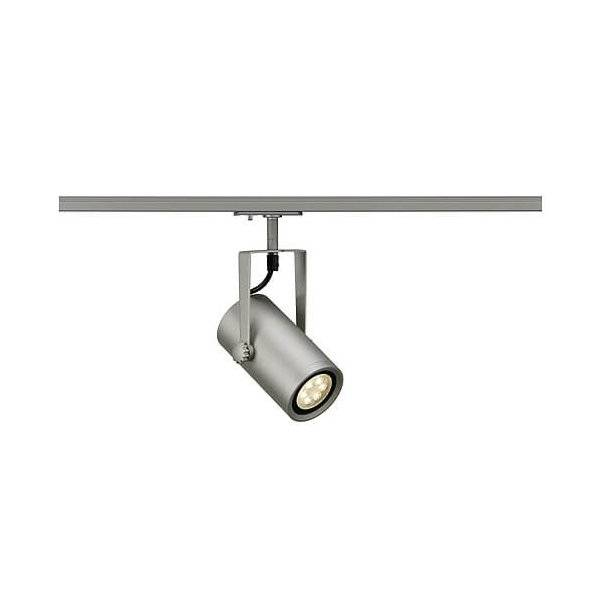 Euro Spot Integrated LED 1-fas silver