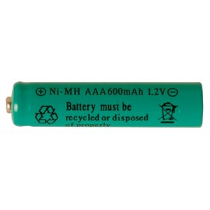 Li-On Uppladdningsbart batteri, 3.2V 400mAh