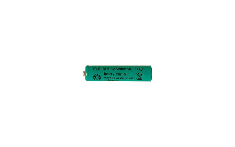 Uppladdningsbart AAA-batteri, 1.2V 600mAh