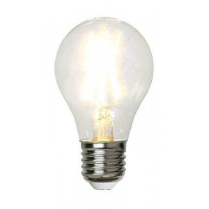 Filamentlampa LED E27 2700K 810lm 6,5W(60W)