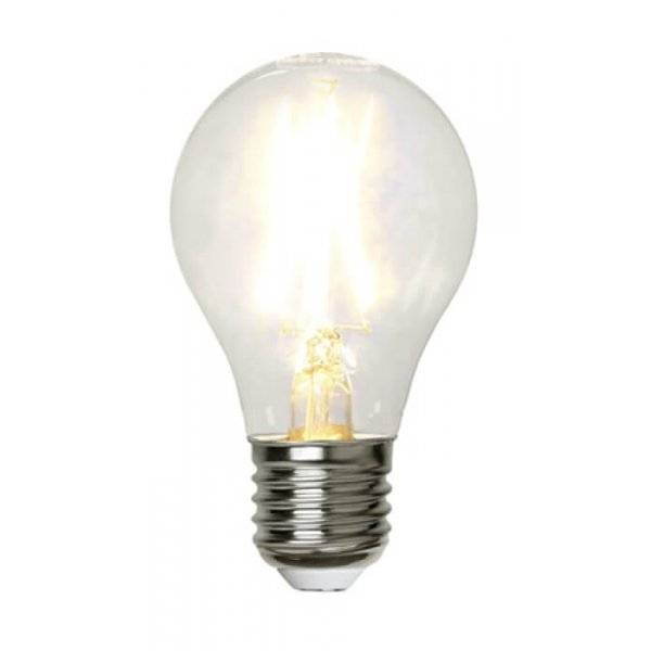 LED-Lampa Normal, E27 2700K 220lm 2W(23W)