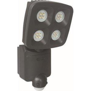 Hydra LED-strålkastare, 36W, Med sensor, IP54
