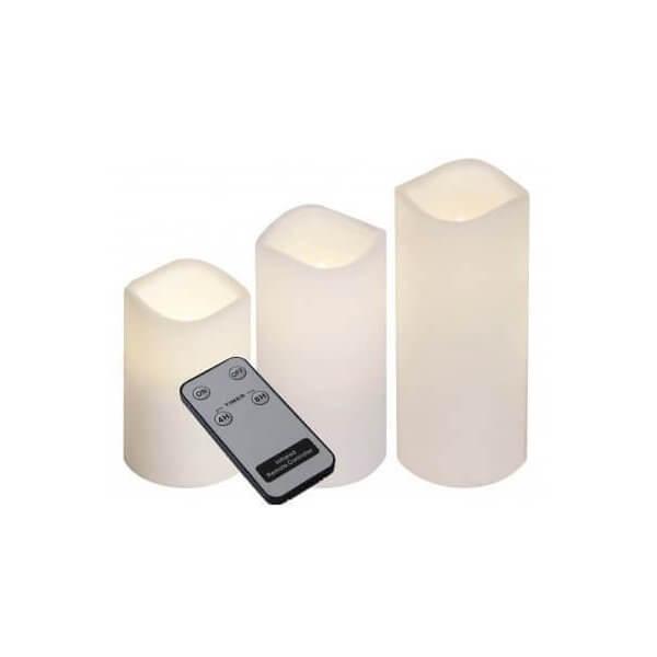 Batteriljus