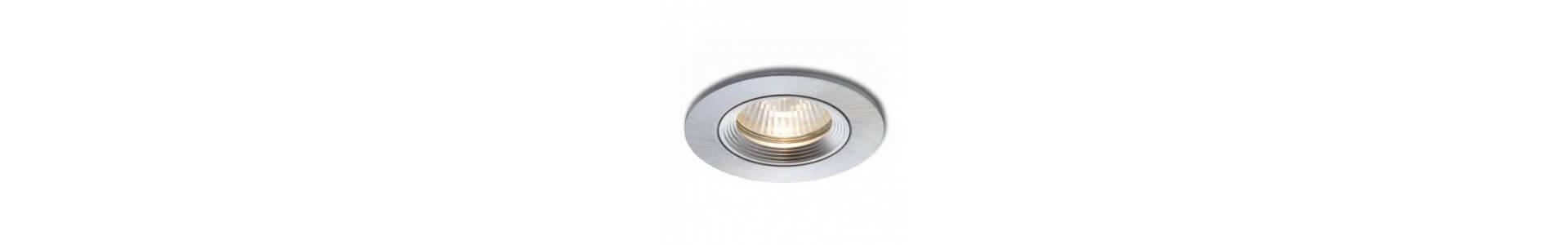 Spotlights med utbytbar ljuskälla