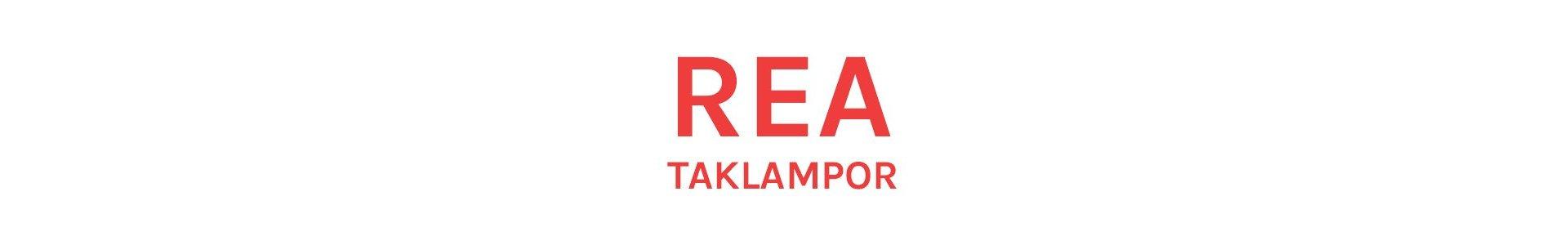 REA Taklampor