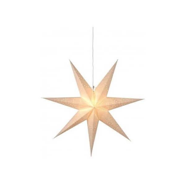 Julstjärnor med sladd