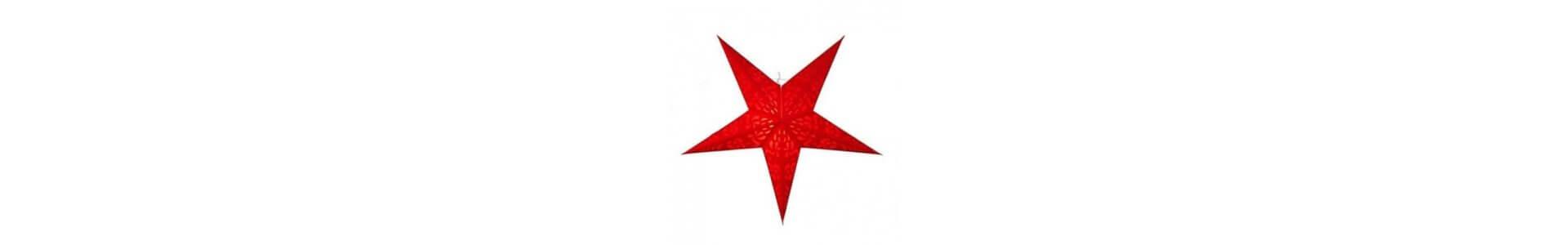 Julstjärnor utan sladd