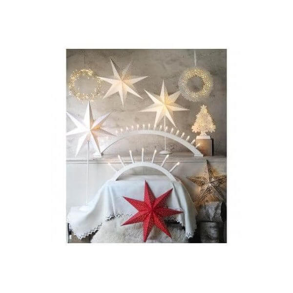 Visa alla Julstjärnor