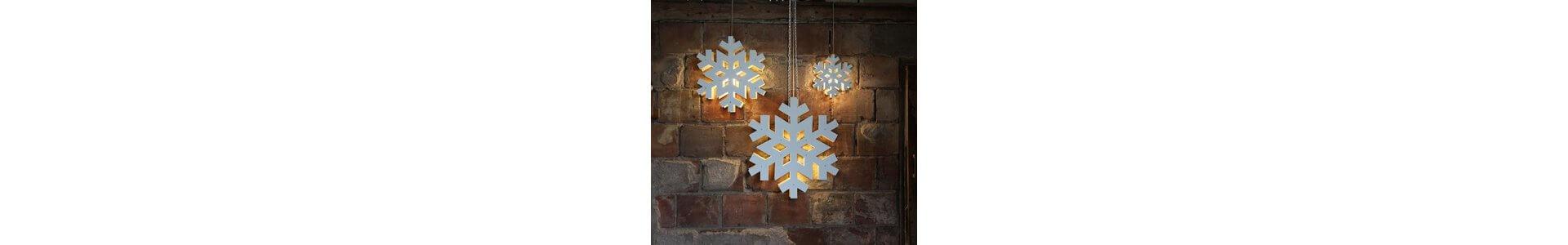 Julbelysning & Juldekoration inomhus